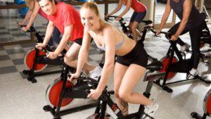 Dimagrire facendo Cyclette