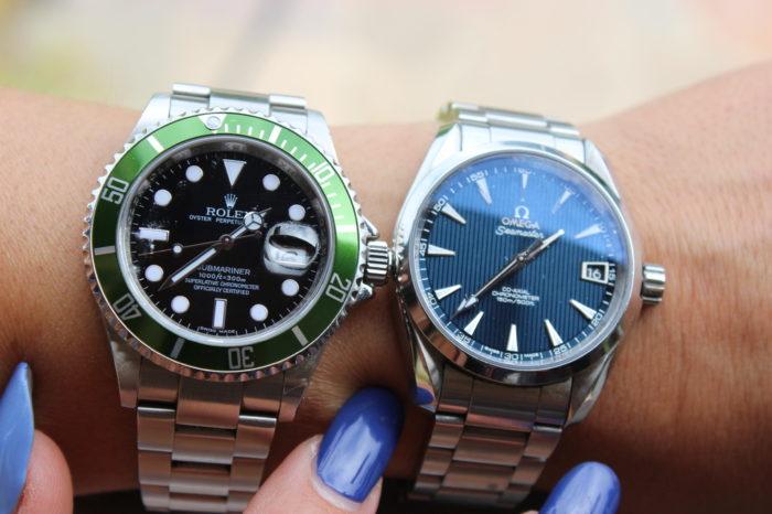 Omega e Rolex: Gli Orologi Classici e Senza Tempo